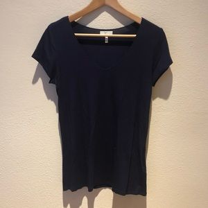Joie Navy Short Sleeve T-Shirt